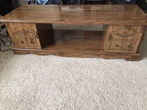 Antique Solid Wood Living Room Table Set for Sale in Sudley Springs, VA