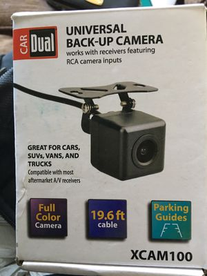 Universal back up camera for Sale in Longview, TX