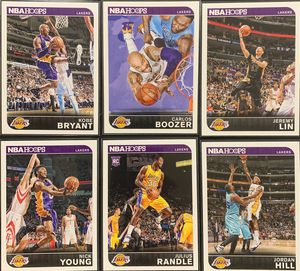 2014-15 Panini NBA Hoops Lakers Arena Exclusive for Sale in Paramount, CA