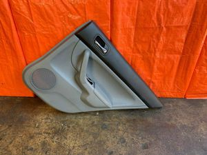 OEM 2004 04 ACURA TSX - PASSENGER RIGHT REAR DOOR PANEL CARD GRAY IN COLOR for Sale in Miami Gardens, FL