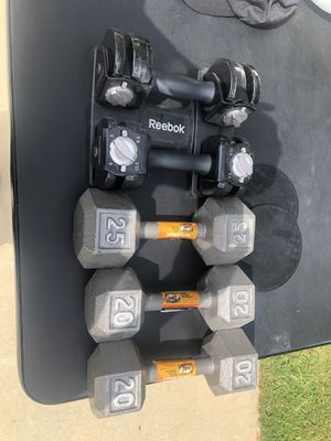 Weights all for Sale in Newport News, VA