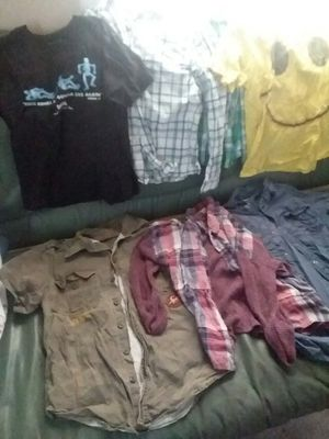 Boy's sz. md/lg-10/12 shirts for Sale in Parkersburg, WV