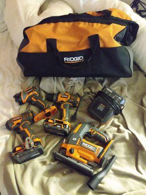RIDGED TOOL'S KIT & BAG for Sale in Sacramento, CA