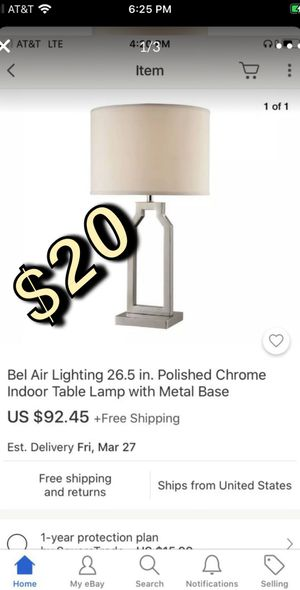 Table lamp for Sale in Long Beach, CA