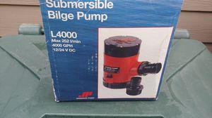 New Johnson submersible bilge pump model 40004 for Sale in Beaverton, OR