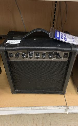 RANDY JAC AMPLIFIER for Sale in Chicago, IL
