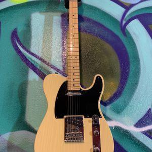 60th Anniversary Fender American Telecaster for Sale in Mount Hamilton, CA