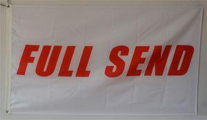 Full send flag for Sale in Sacramento, CA