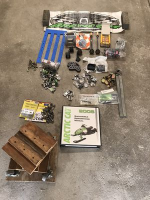 Miscellaneous Arctic Cat Snowmobile Parts for Sale in Tinley Park, IL
