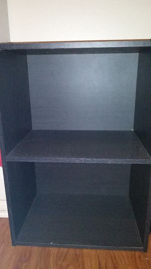 Small Bookcase 2 Shelves for Sale in Bloomington, CA