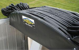 end dump trailer 32ft sand tarp for Sale in Houston, TX