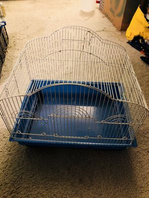 Cage hamster/ birds for Sale in Columbus, OH