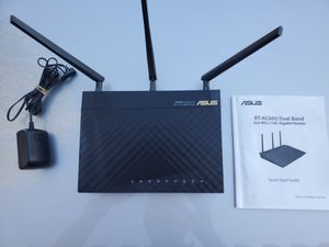 ASUS DUAL BAND ROUTER for Sale in Peoria, AZ