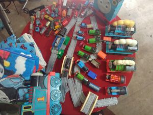 Thomas&friends big collection for Sale in Pflugerville, TX