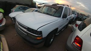 2002 Chevy tahoe parts for Sale in Phoenix, AZ