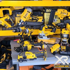 Dewalt XR 20V Cordless Tool Time • Framing Nailers, Sawsalls, Fencing Nailers, Router, Drill/Drivers, JigSaw, Multitools, And More...l for Sale in Chandler, AZ