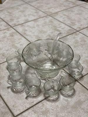 Punch Bowl Set for Sale in Cooper City, FL