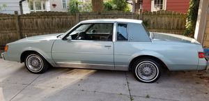 82 Regal, Super Clean, original everything, 63000 originals, original floor mats, Absolutely Nothing Wrong! Start and drive! Dream Cruise Ready! for Sale in Grosse Pointe Farms, MI