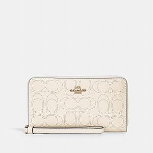 NEW Authentic Coach Phone Wallet for Sale in Westley, CA