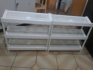 Two shoe racks for Sale in Southwest Ranches, FL