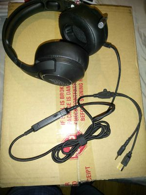 ONIKUMA K9 Anti-noise Super Bass Gaming Headset w/ Microphone for Xbox, ps3, ps4, wii, Nintendo switch, PC for Sale in Shakopee, MN
