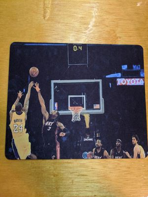 Brand New Kobe Bryant Mouse Pad for Sale in Los Angeles, CA