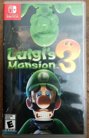LUIGIS MANSION 3. for Sale in Covina, CA