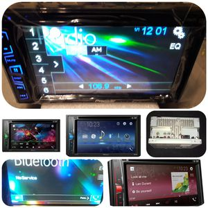 Pioneer double din DVD Bluetooth Usb for Sale in Los Angeles, CA