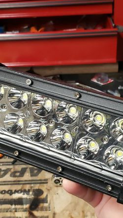 """(2) 7"""" 36w LED Light Bars for Sale in Portland,  OR"""