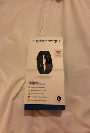 Fitbit Charge 2 (size large) for Sale in Chelsea, MA