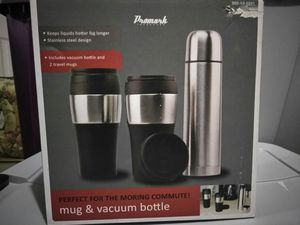 Promark mug and vacuum set for Sale in Raleigh, NC