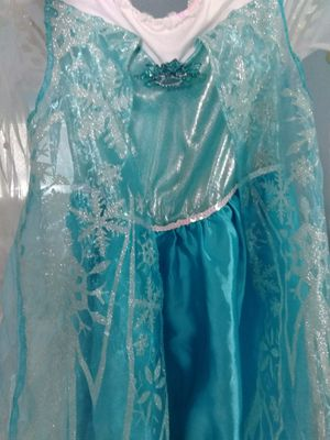 Elsa's dress for Sale in Bakersfield, CA