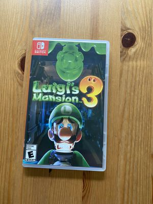 Luigis mansion 3 Nintendo switch for Sale in Brooklyn, NY