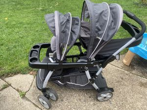Grace Ready2Grow Double Stroller for Sale in Pittsburgh, PA
