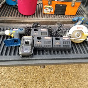 Ryobi Drill and Saw for Sale in Memphis, TN