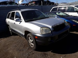 2001 Hyundai Santa Fe for parts only for Sale in El Cajon, CA