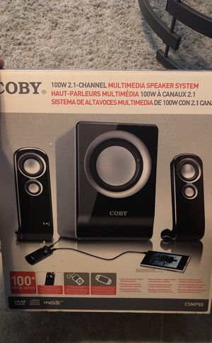 Speakers for Sale in Phoenix, AZ