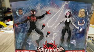 Marvel Legends Series Miles Morales and Spider-Gwen for Sale in New Rochelle, NY