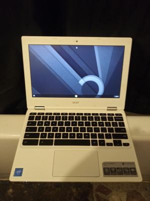 ACER Laptop: Chromebook 11, CB3-131- C3SZ, 11.6-inch HD, Celeron Graphics, 4 RAM, 16GB... $99 for Sale in Ocala, FL