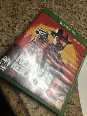 Red Dead Redemption 2 for Sale in Wichita Falls, TX