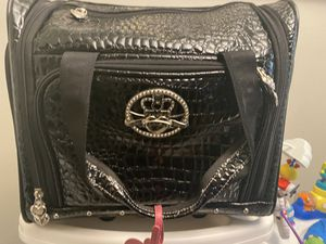 Kathy von Zeeland rolling bag for Sale in Tampa, FL