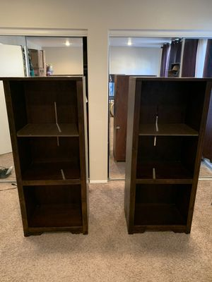 Entertainment bookends or bookshelves for Sale in Las Vegas, NV