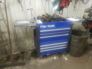 Mac tool box for Sale in Coffeyville, KS