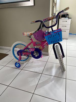 Shopkins girl bike for Sale in Miami, FL