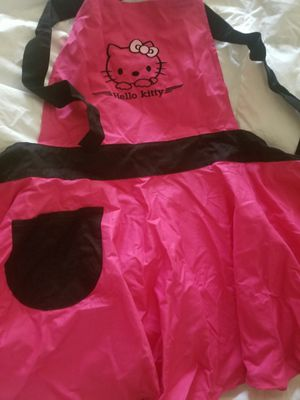 Hello kitty apron for Sale in Cypress, CA