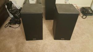 Paradigm loudspeakers with stands for Sale in Washington, DC
