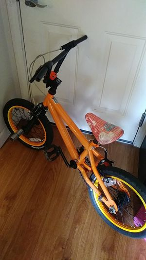 16 inch mongoose mutin bick for Sale in Columbus, OH
