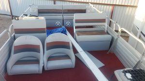 Pontoon boat, need gone fast! Please read for Sale in Litchfield Park, AZ