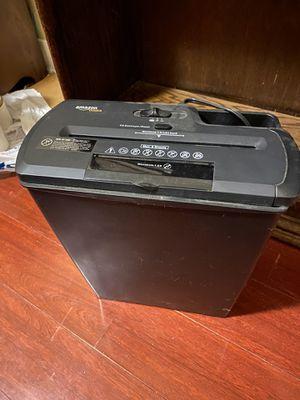 Paper shredder for Sale in San Diego, CA