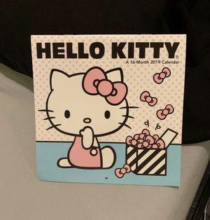 Hello Kitty 2019 calendar for Sale in Kissimmee, FL